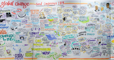 "Bond konference 2019 - ""Uniting to drive global change"""